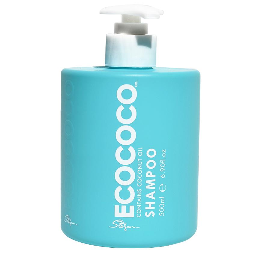 ECOCOCO Шампунь для волос Очищение и Контроль
