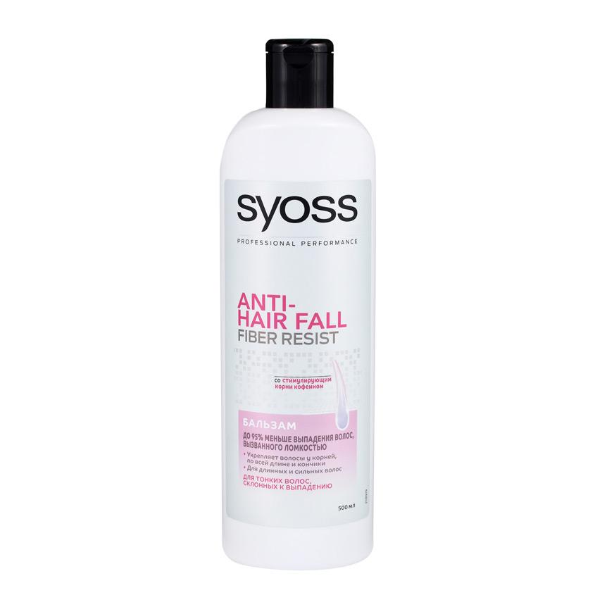 Шампуни  Летуаль SYOSS Бальзам для тонких волос, склонных к выпадению Anti-Hair Fall