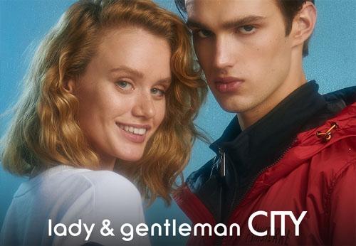 Lady Gentleman CITY
