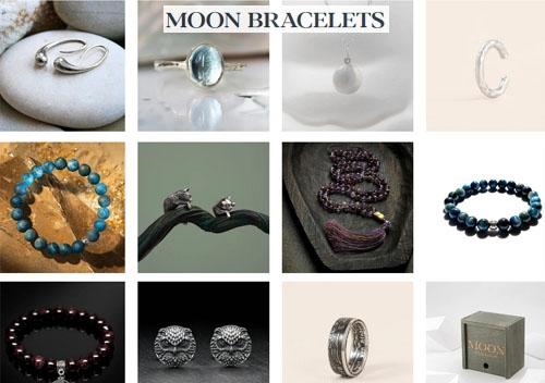 Moon Bracelets
