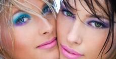 Летний макияж: эксперименты с цветом