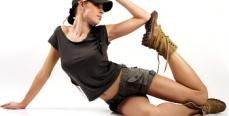 Military - популярное направление в модной индустрии
