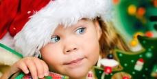 Праздник Новый год для вашего малыша