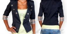 Модные женские пиджаки