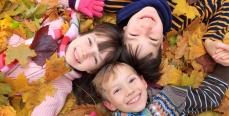 Модные осенние тенденции для детей