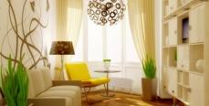 Визуальное увеличение квартиры