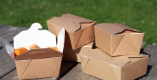 Особенности упаковки для фастфуда