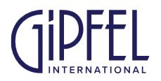 Логотип Gipfel