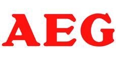 Логотип AEG