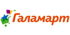 Логотип Галамарт