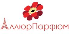 Логотип АллюрПарфюм