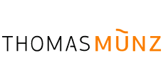 Логотип Томас Мюнц