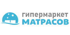 Логотип Гипермаркет матрасов